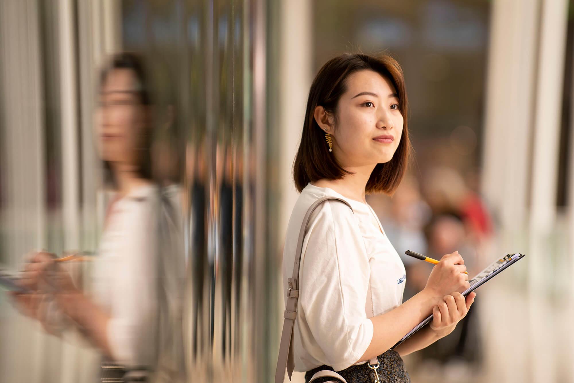 PhD student Bowen Shang