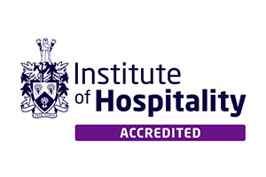 Institute of Hospitality accredited