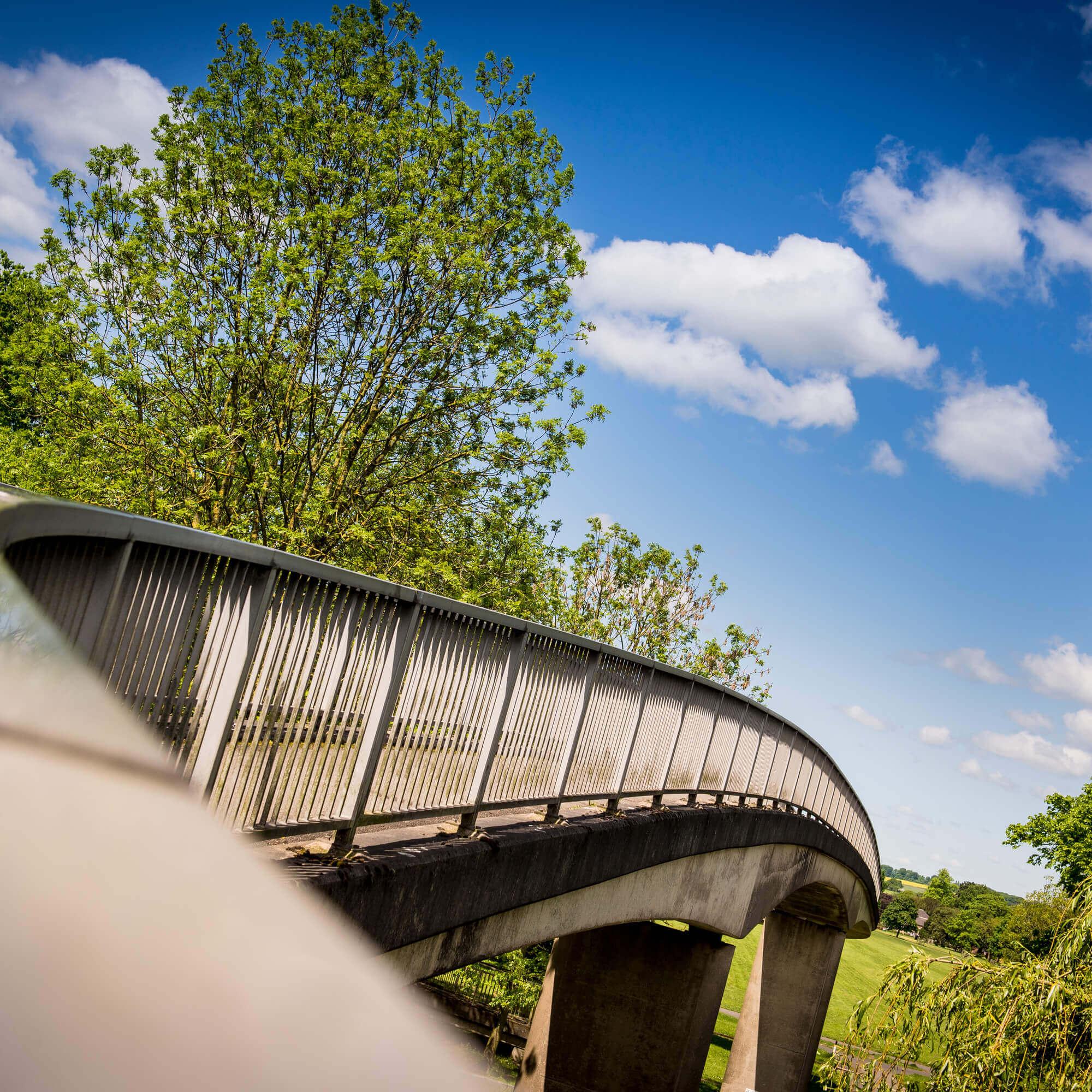 Bridge on a38