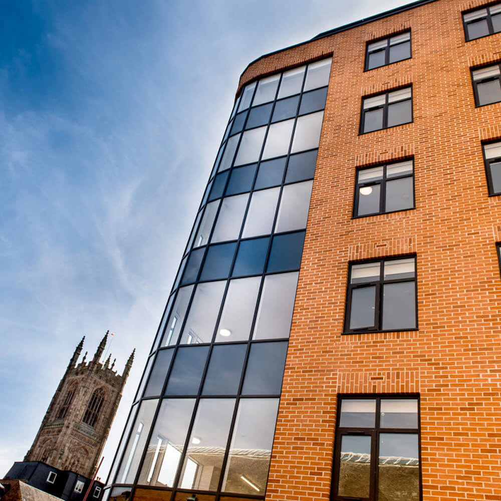 Accommodation at the University of Derby