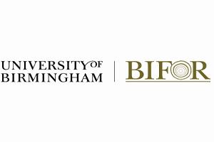 Logo of the University of Birmingham and BIFoR