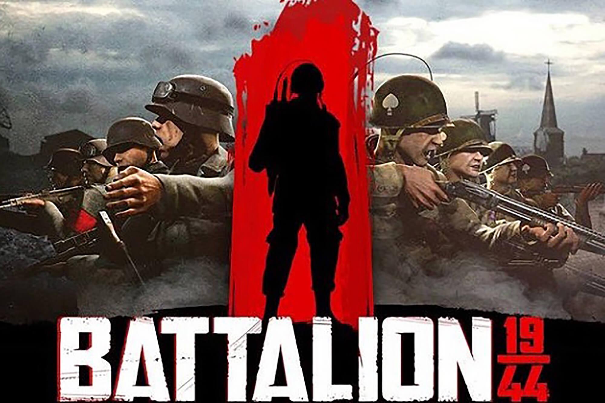 Screenshot of Bulkhead Interactive's Battalion 1944, Xbox game