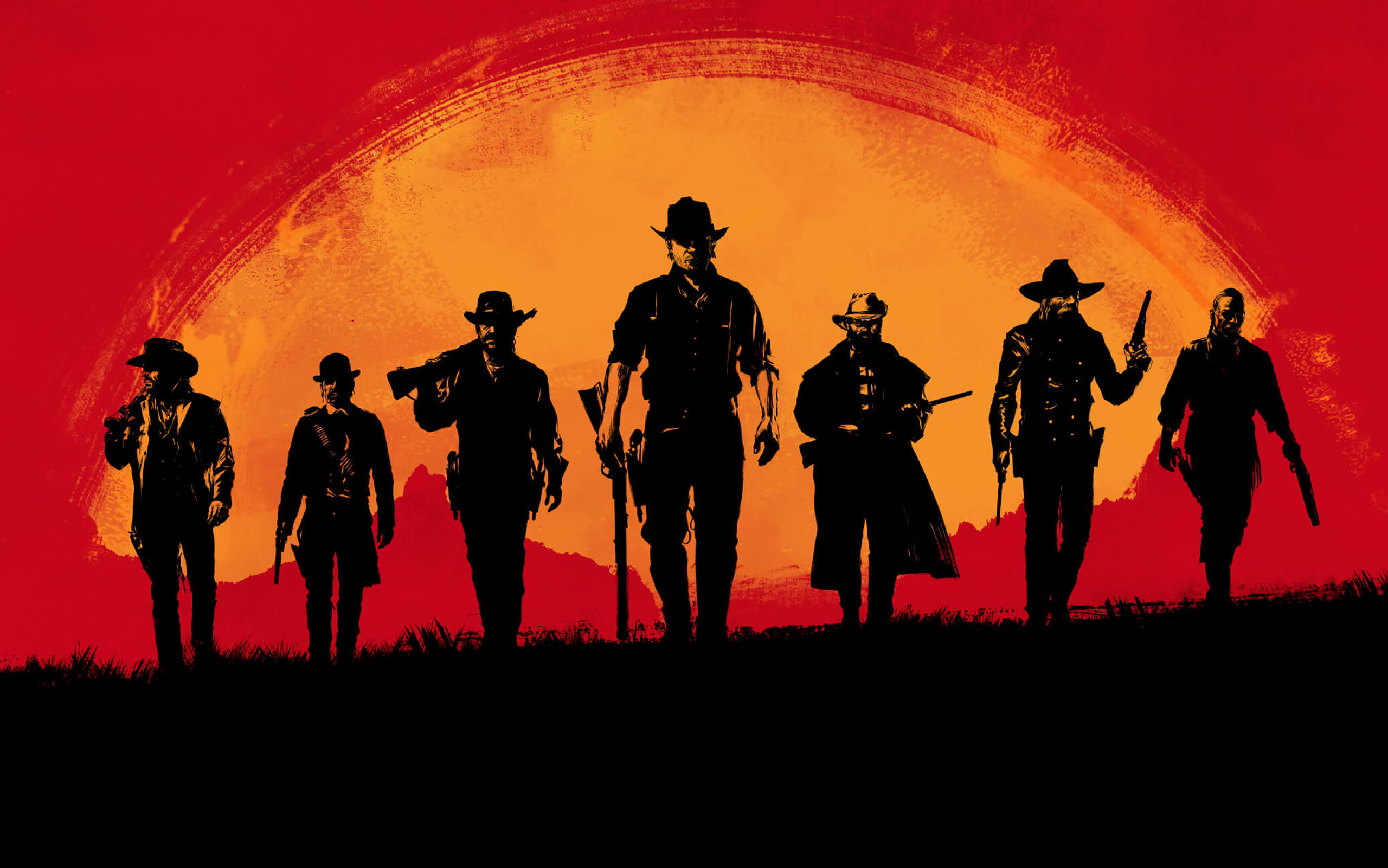 Red Dead Redemption 2 graphic