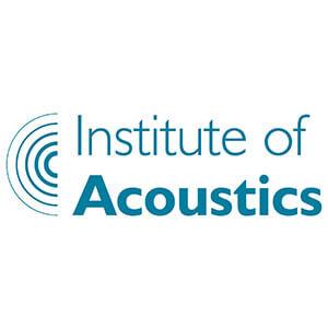 Institute of Acoustics Accreditation Logo