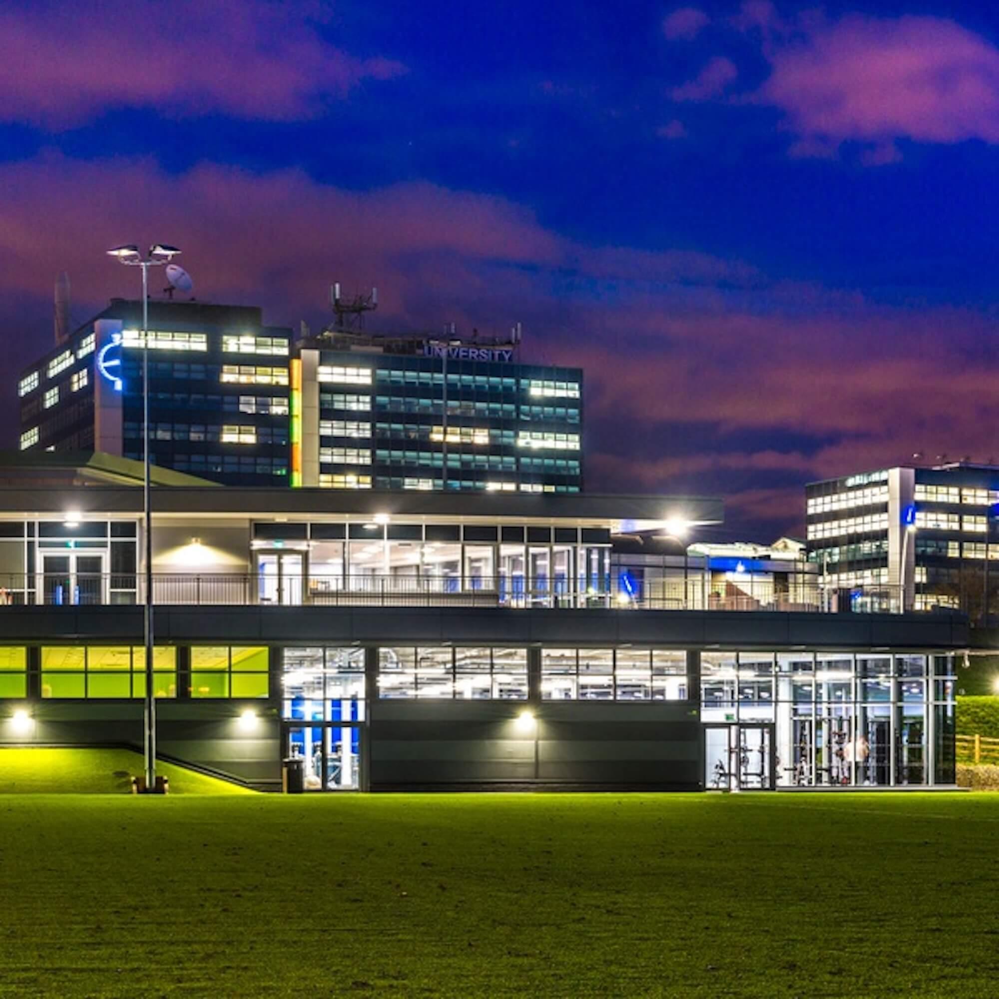 Sports Centre at Kedleston Road