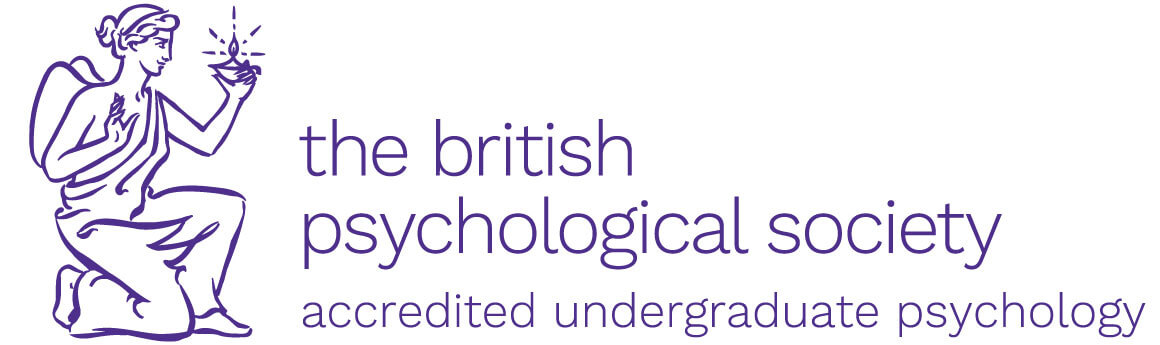 The British Psychological Society logo.