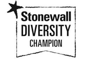Logo: Stonewall Diversity Champion