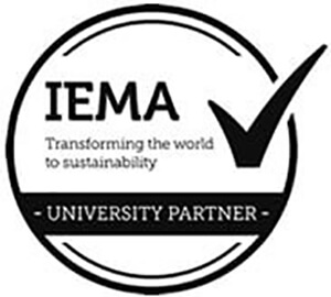 IEMA Transforming the world to sustainability, University Partner