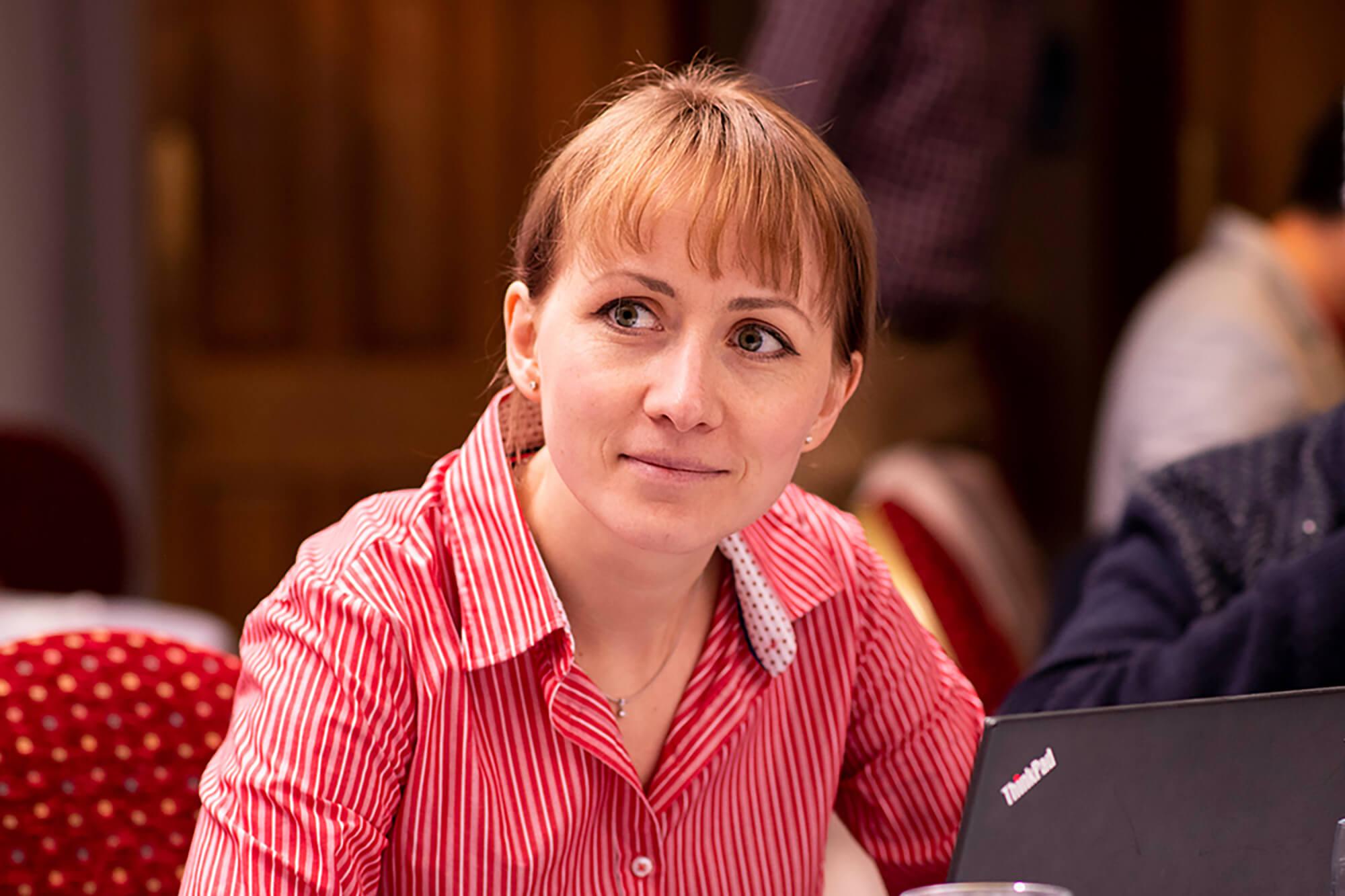 Dr Valentina Gorchakova