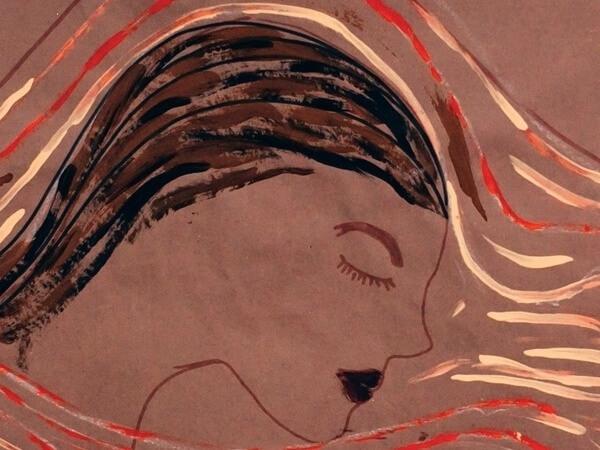 Artwork of a women of colour