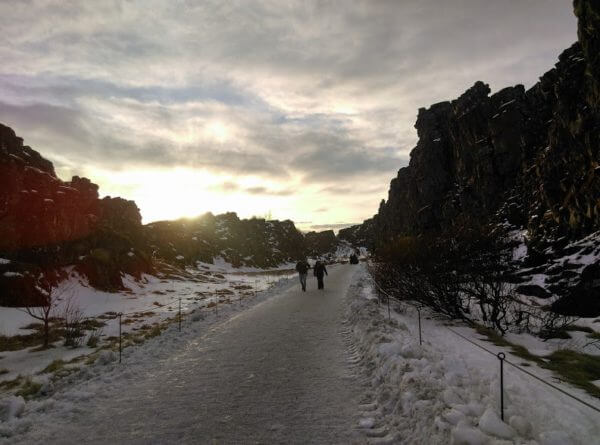 Viking Parliament Iceland