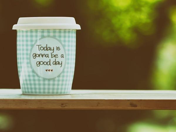 A mug with