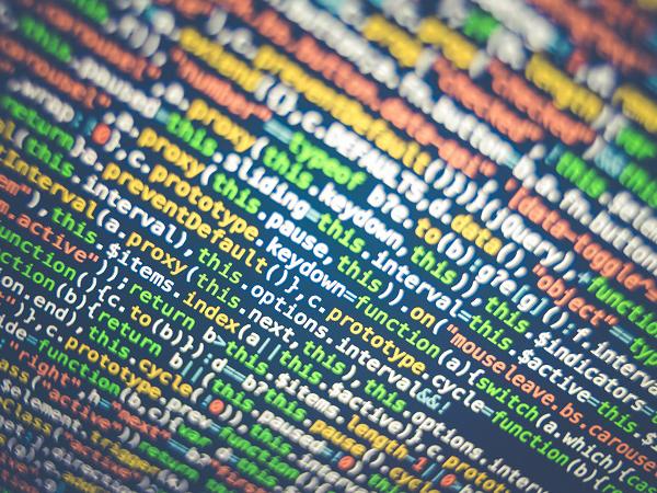 Computer code. Credit: Markus Spiske