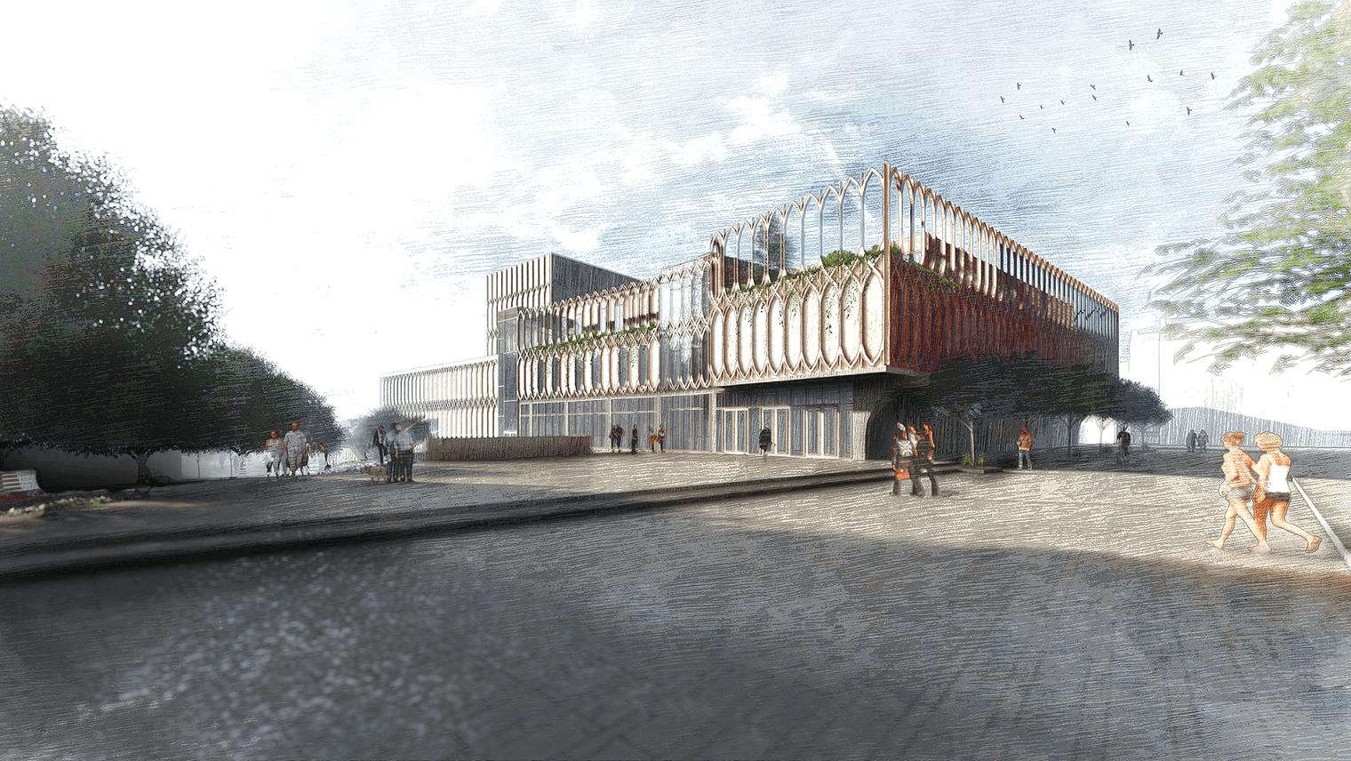 Derby Opera House visual 1