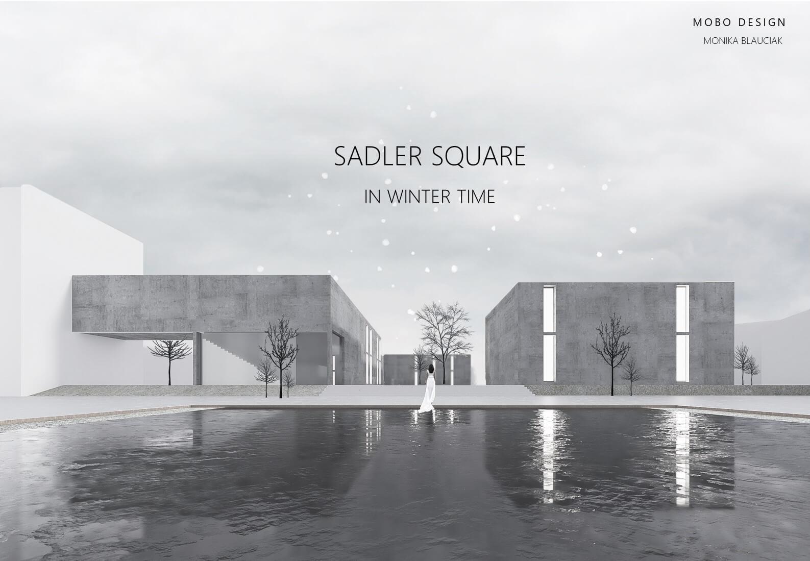 Sadler Square Exterior Plan