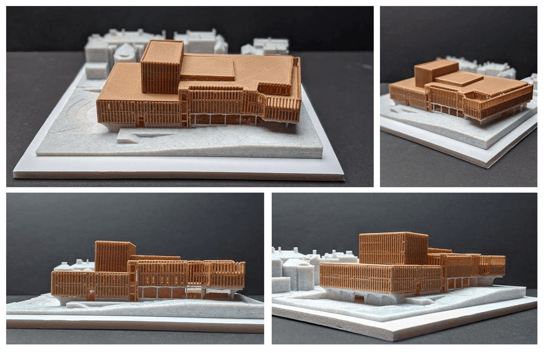 Derby Opera House Physical Model