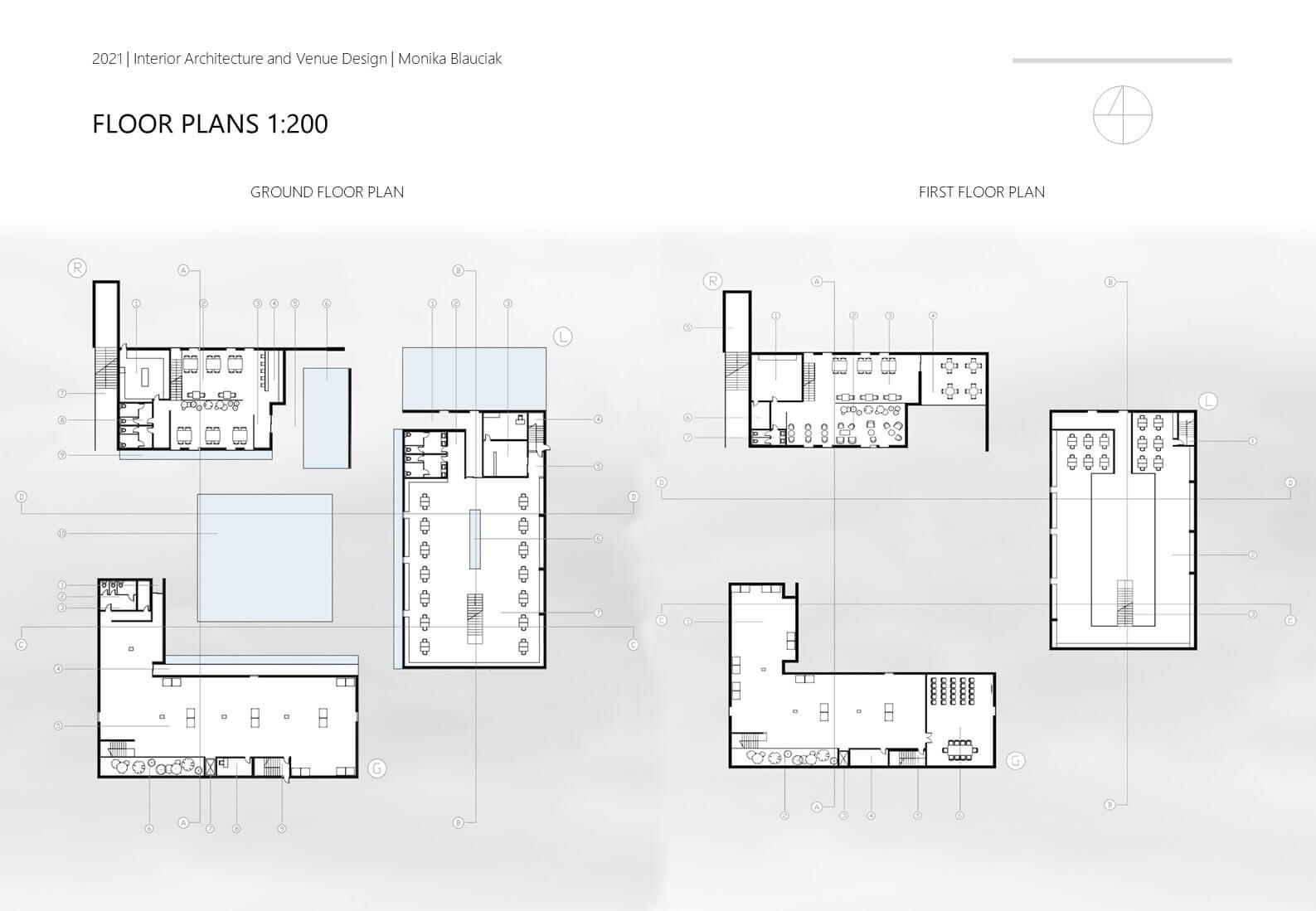 Sadler Square Floor Plan