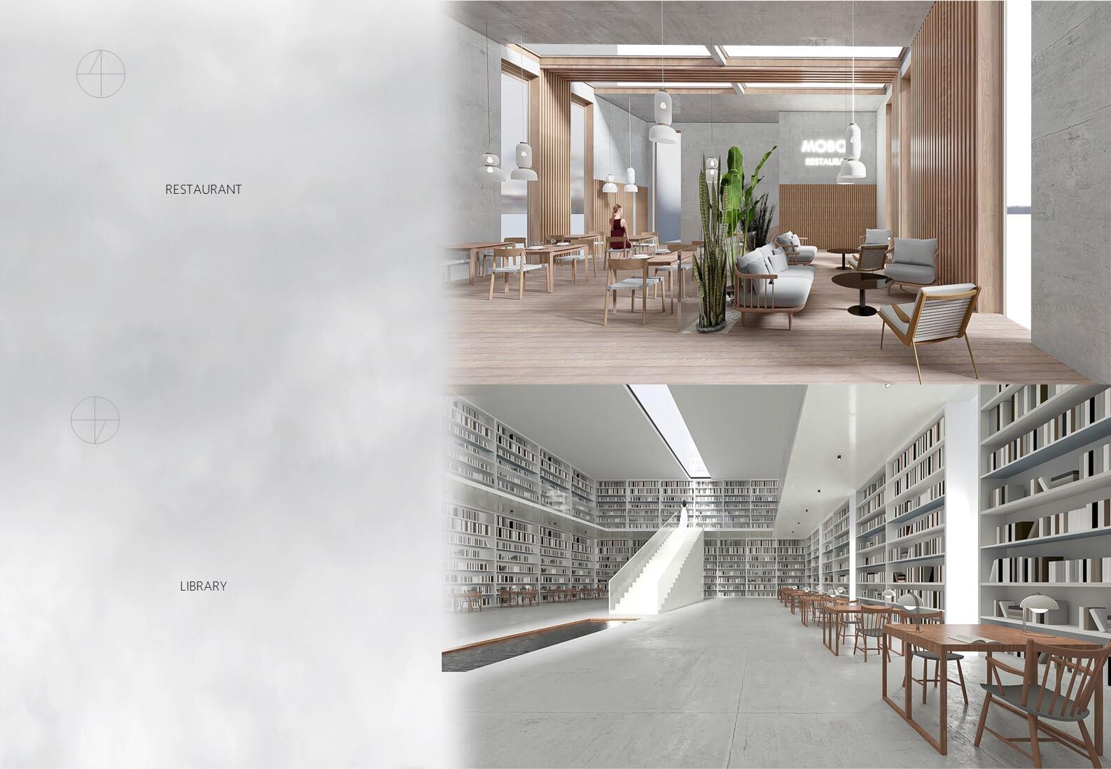 Sadler Square Interior Plan 2