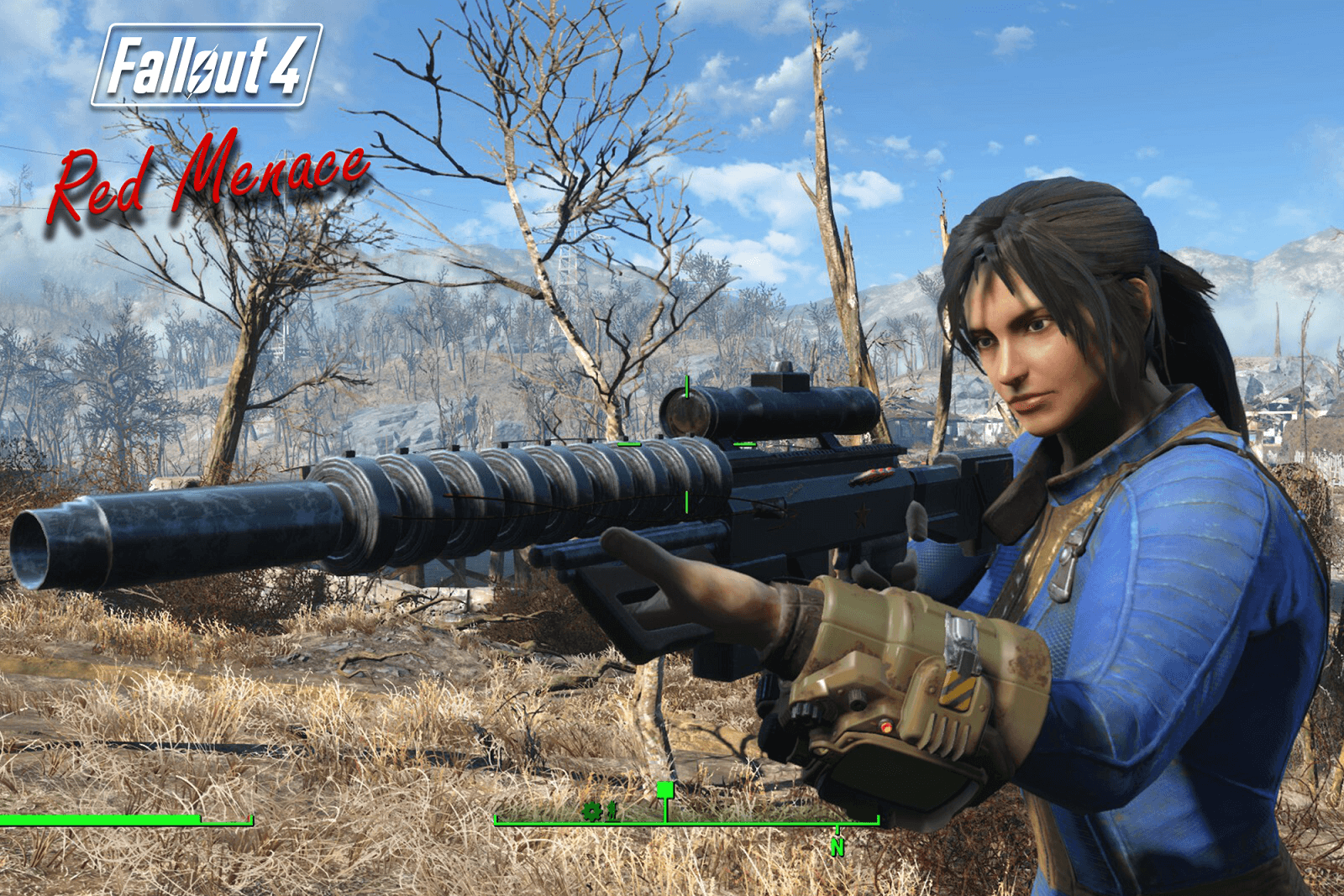 Harrison Reeves Fallout 4 mod image