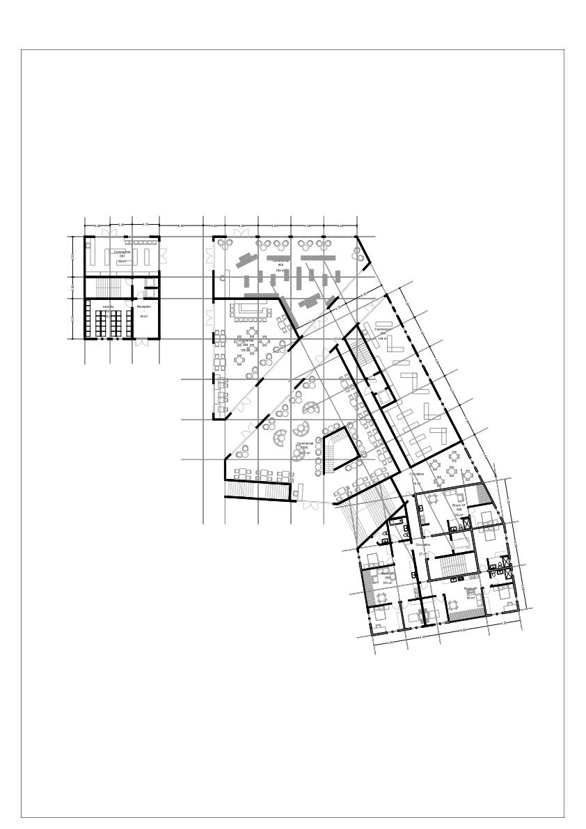 Ice Berg First Floor Plan