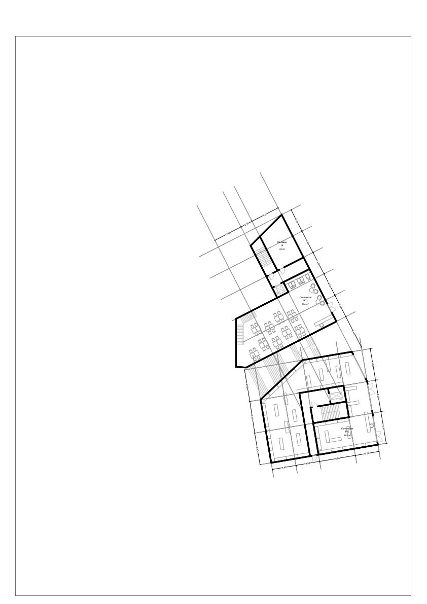 Ice Berg Ground Floor Plan