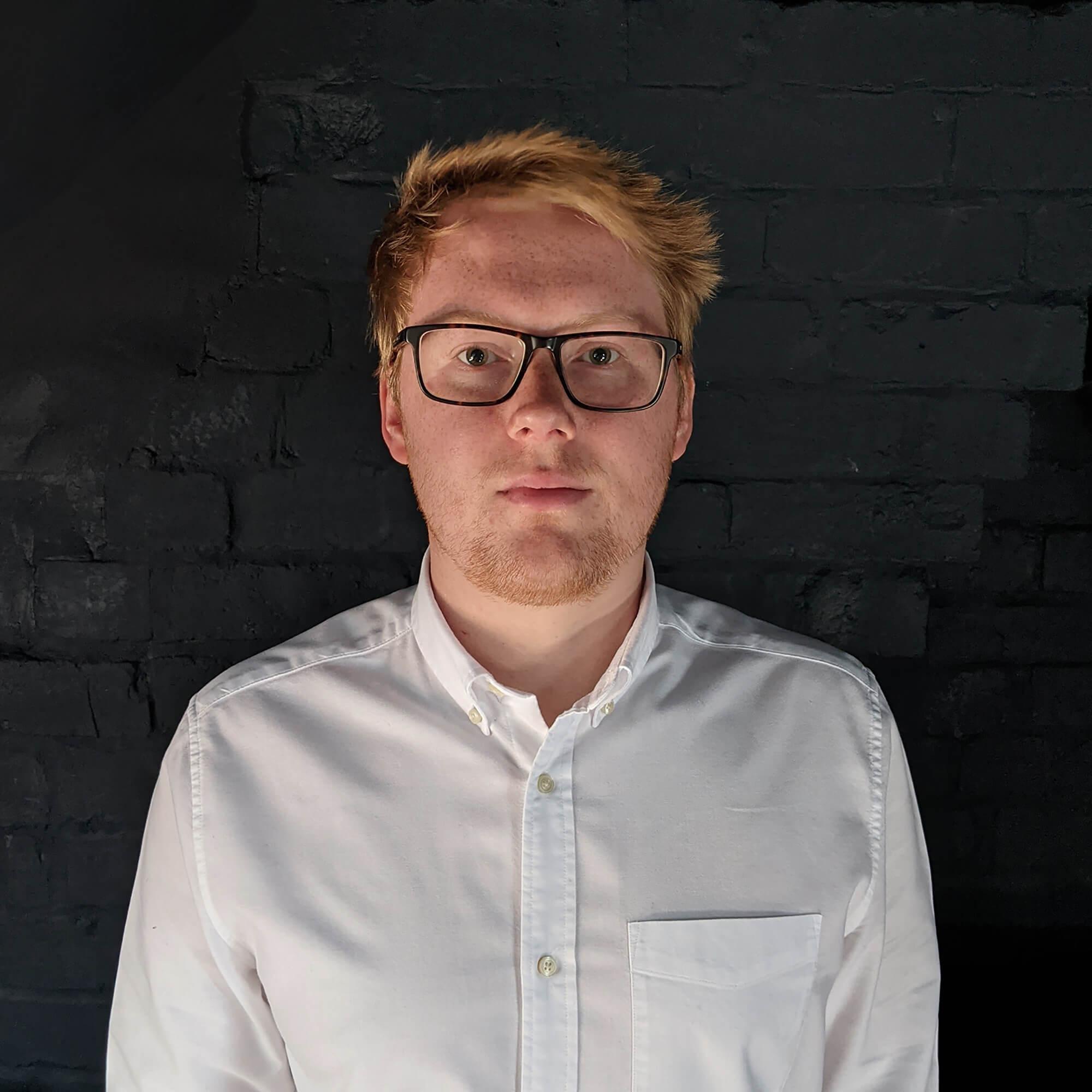 Headshot of student Jacob Flint