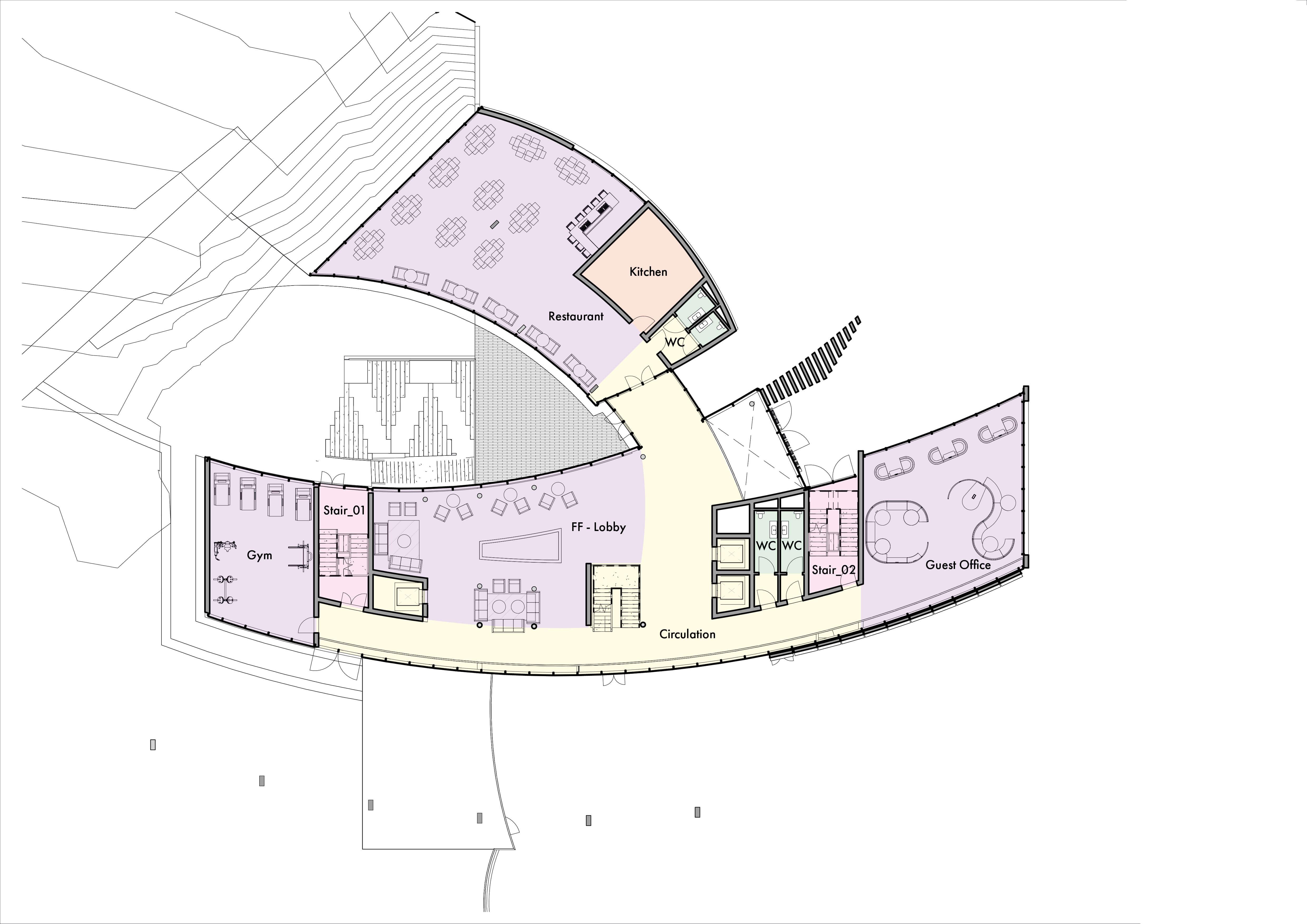 Samuel Taylor First Floor Plans