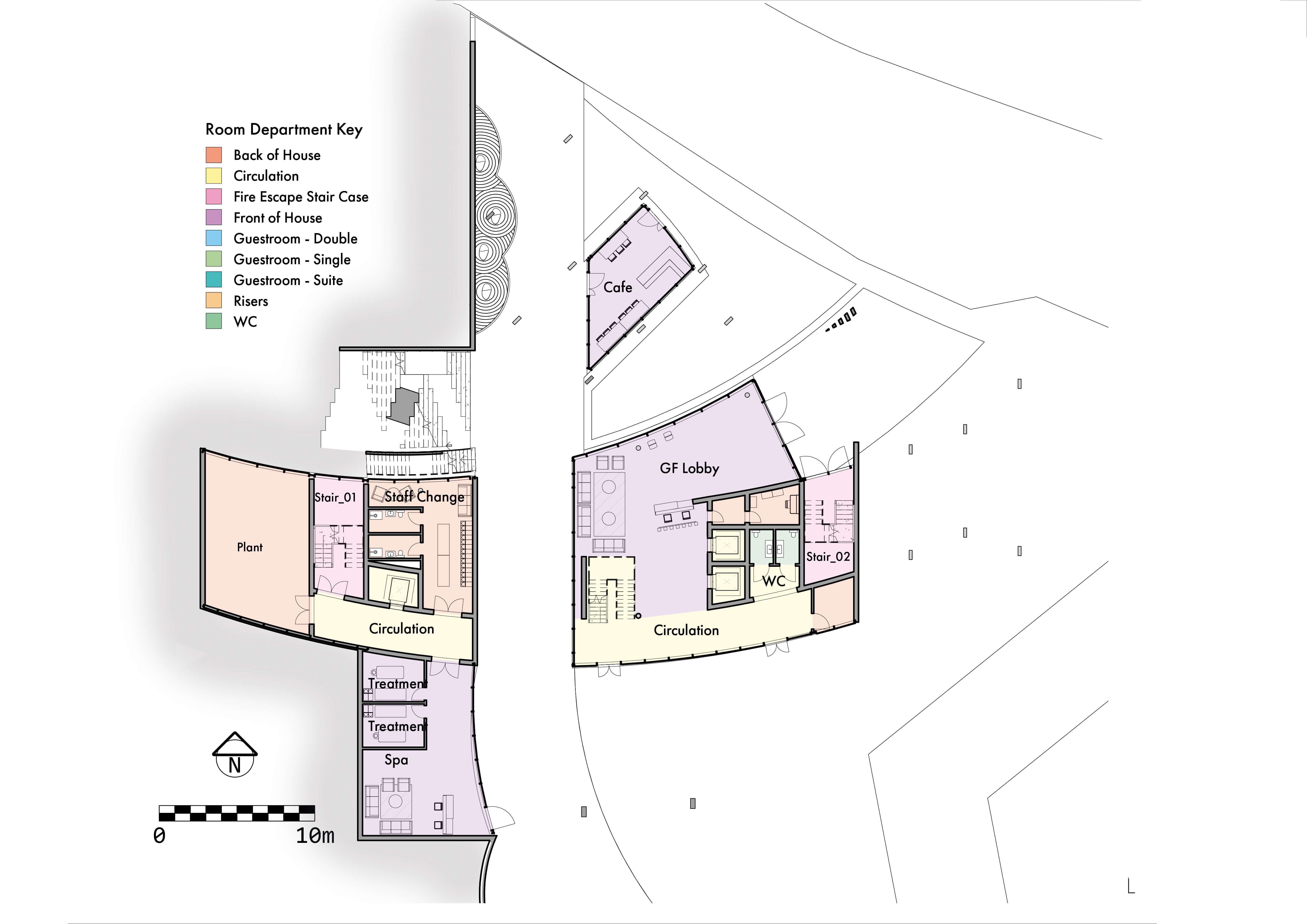 Samuel Taylor Ground Floor Plans