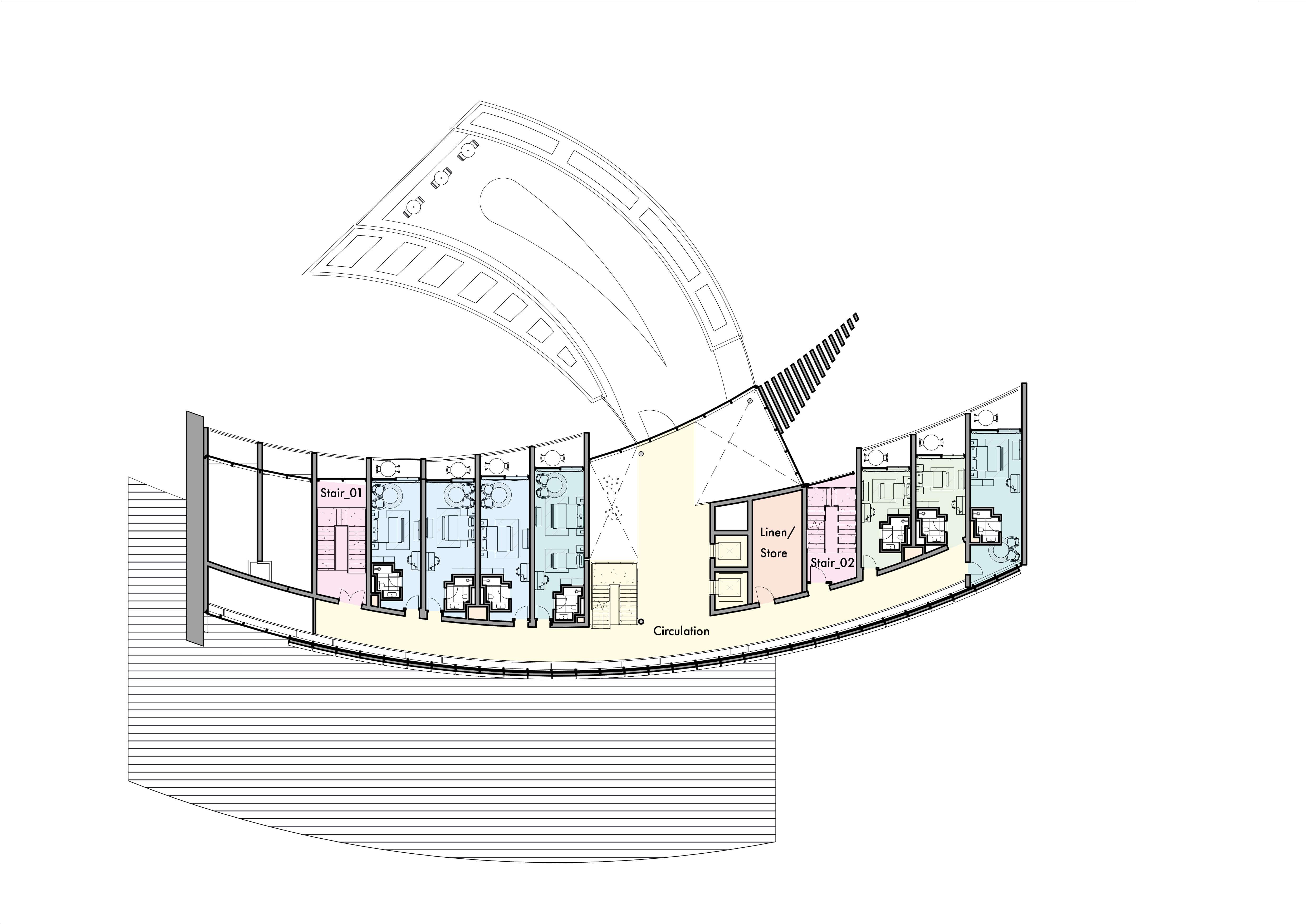 Samuel Taylor Third Floor Plans