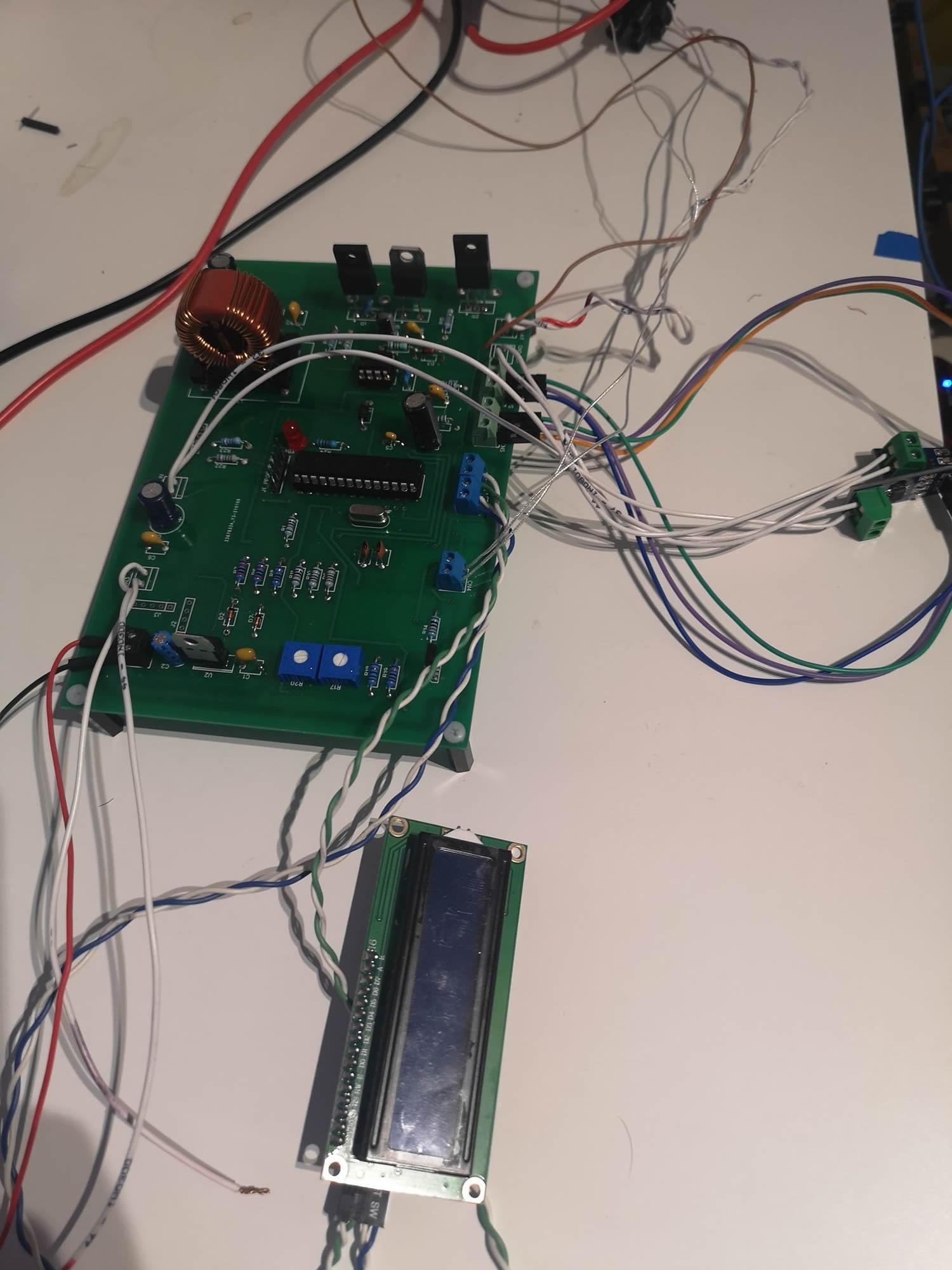 PCB Assembled