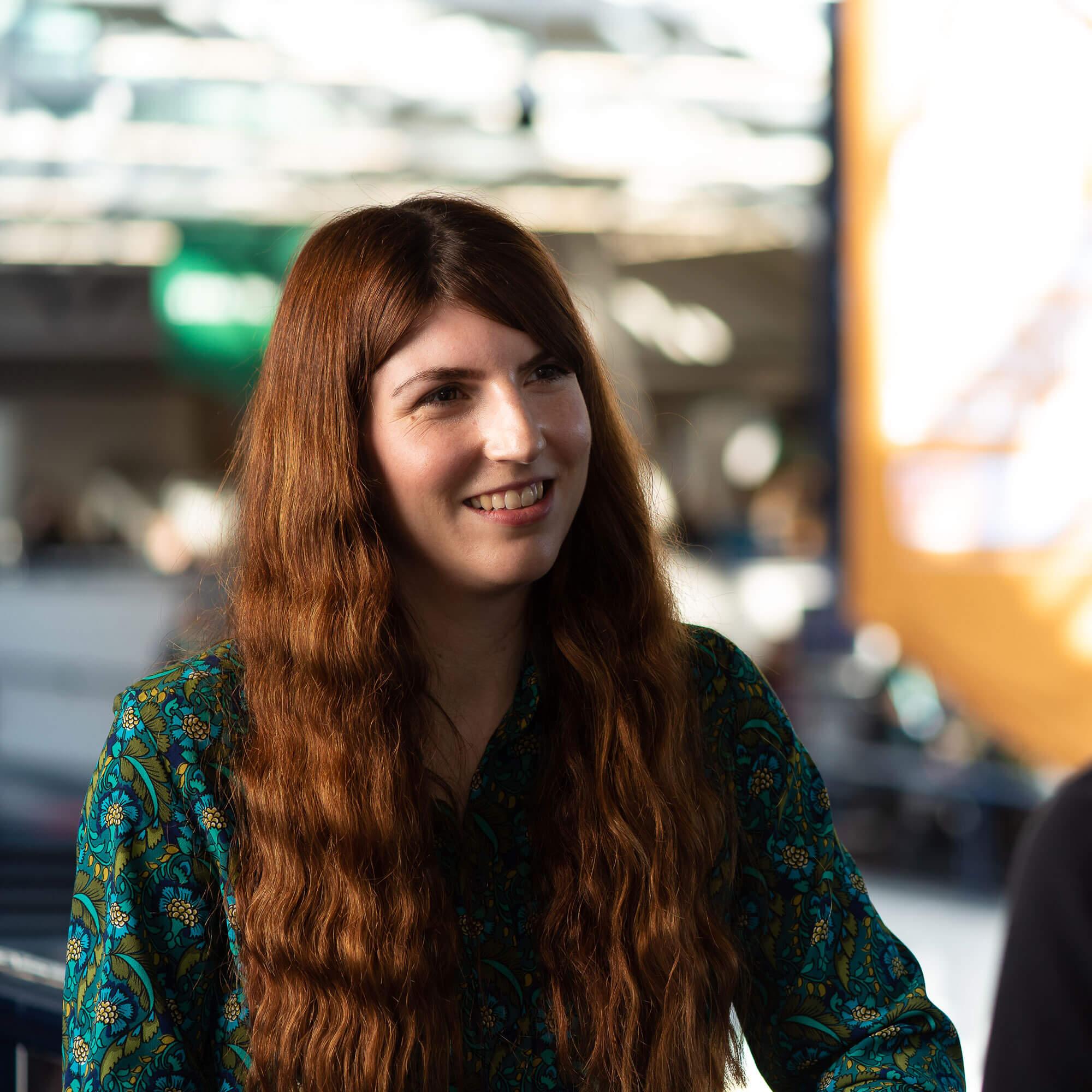 Emma Sharpe, Psychology lecturer