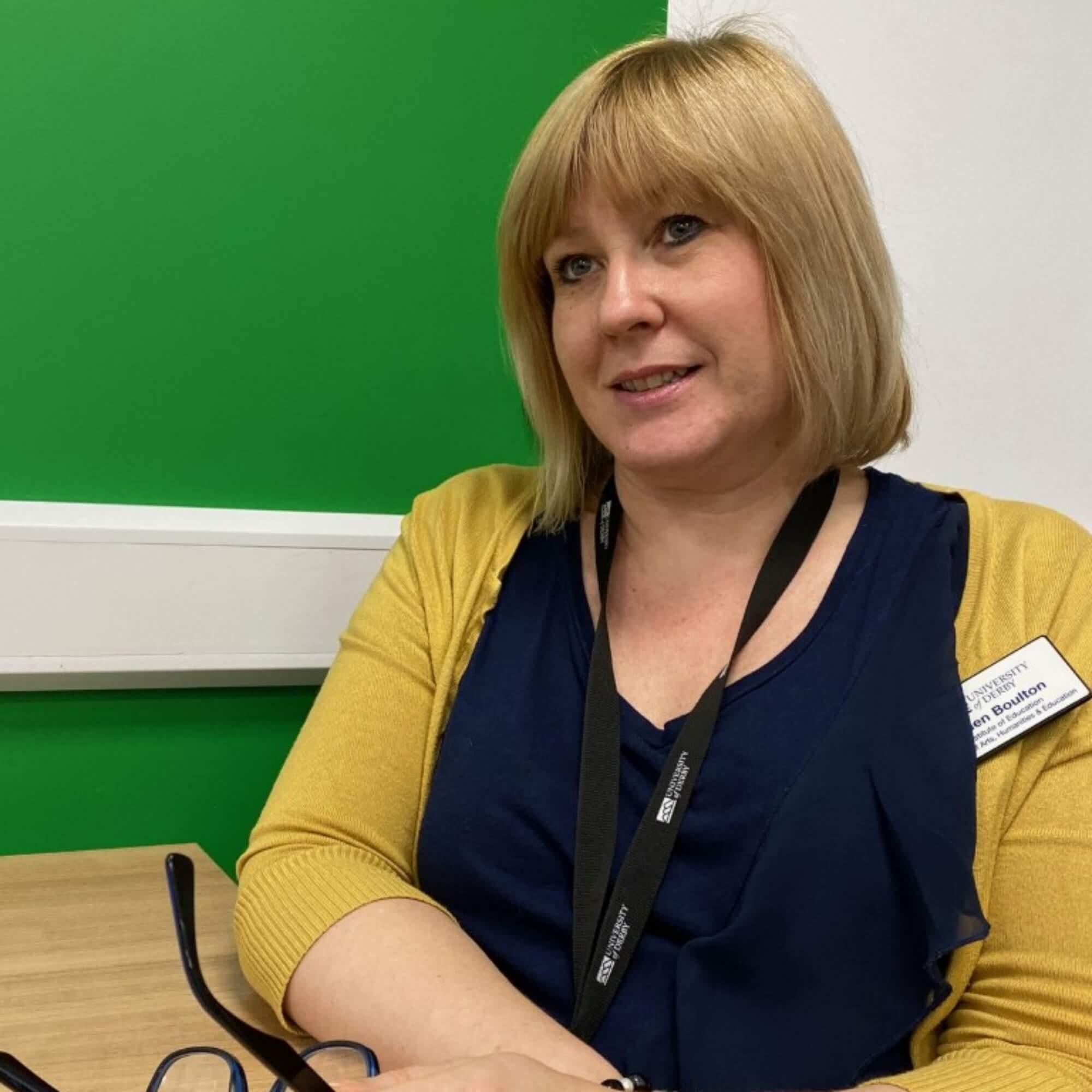 Helen Boulton staff profile picture
