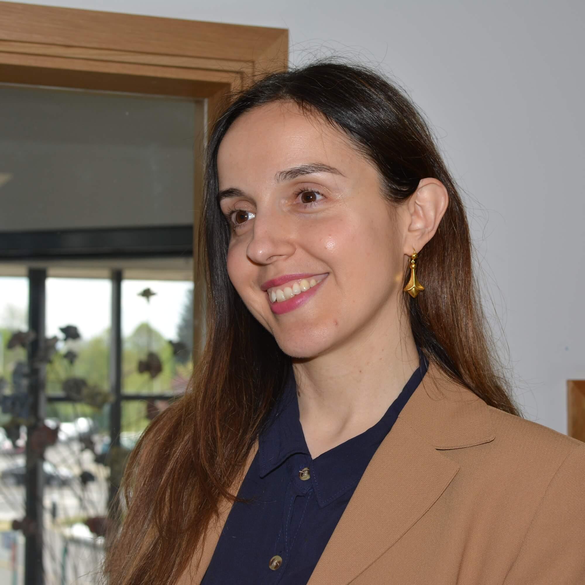 Senior Lecturer in Economics Daphne Athanasouli