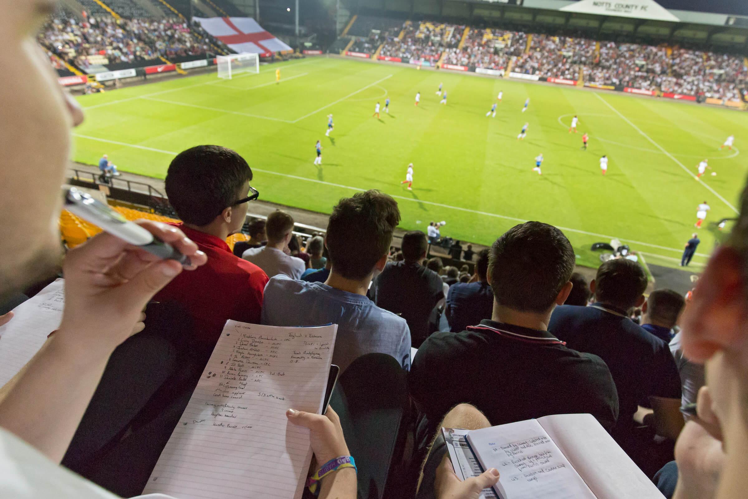 Football Journalism